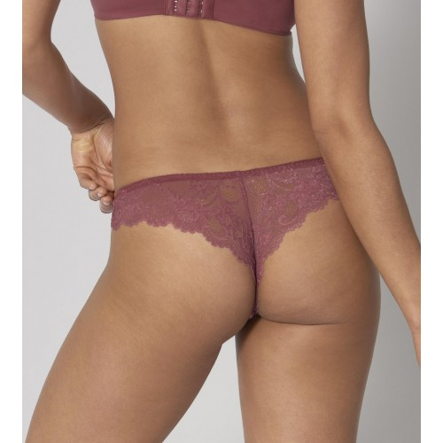 Tempting Lace Brazilian String